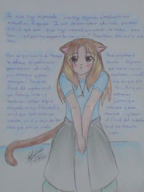 ( ( Dibujitos :3 ) ) If_only_you_knew____by_69darkfelicia69-d3g7v50