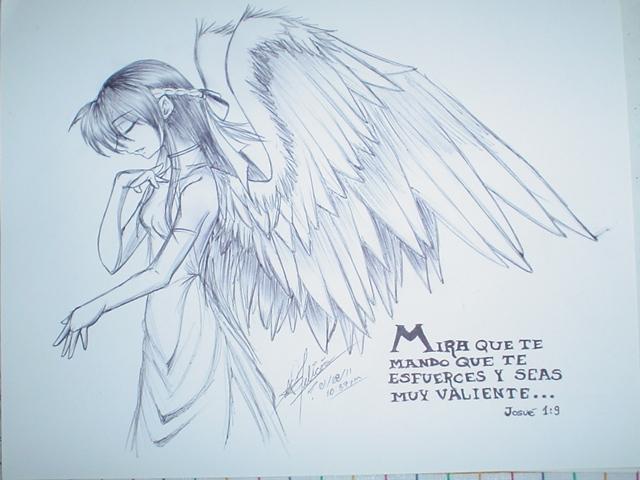 ( ( Dibujitos :3 ) ) Sweet_angel_by_69darkfelicia69-d42fq7f