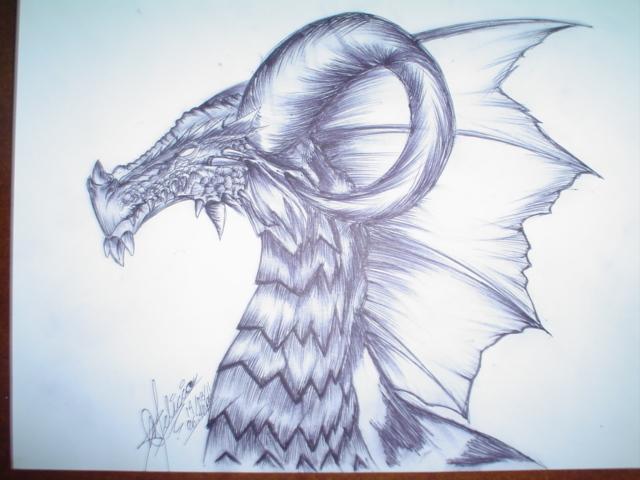 ( ( Dibujitos :3 ) ) Dragon_2_by_69darkfelicia69-d46jxbh