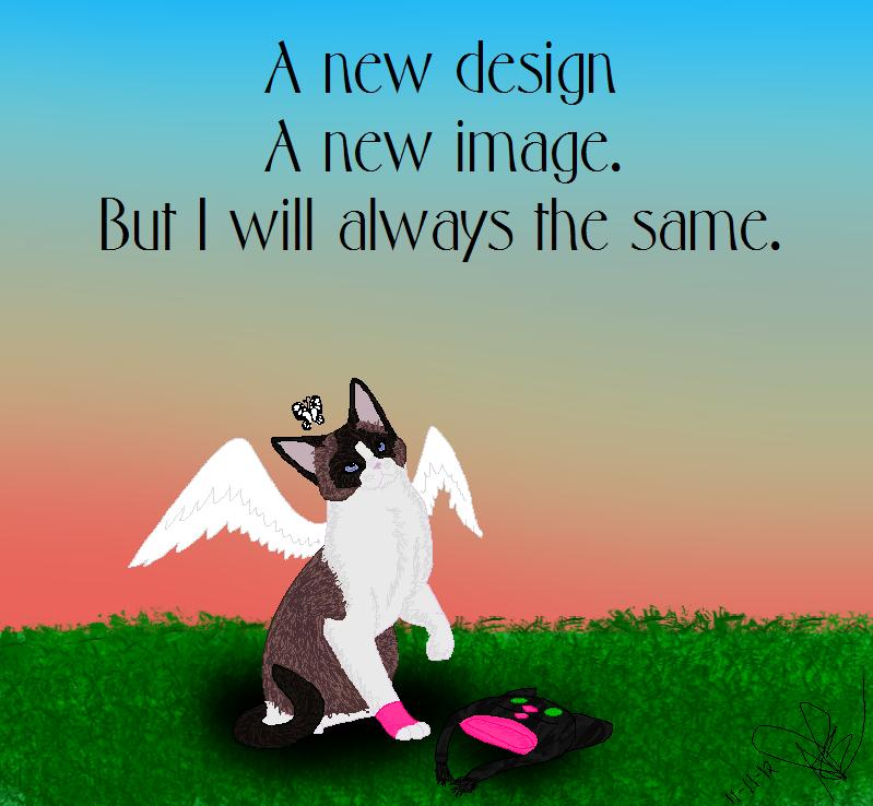 A new Design A new Image... by xXlove-killerXx