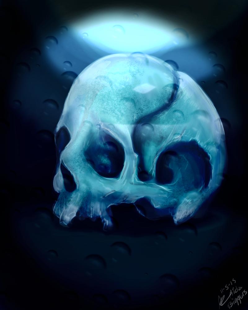 Skull by xXlove-killerXx