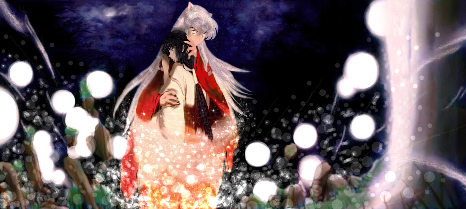 Endless love - My end for you Kikyou - fanfic by ...