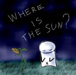 WHERE IS THE SUN??? - NOKI by 000SkyArrow000
