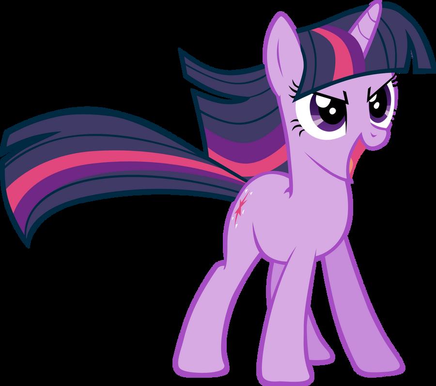 Twilight Sparkle by elegantmisreader