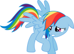 Rainbow Dash Pose Work