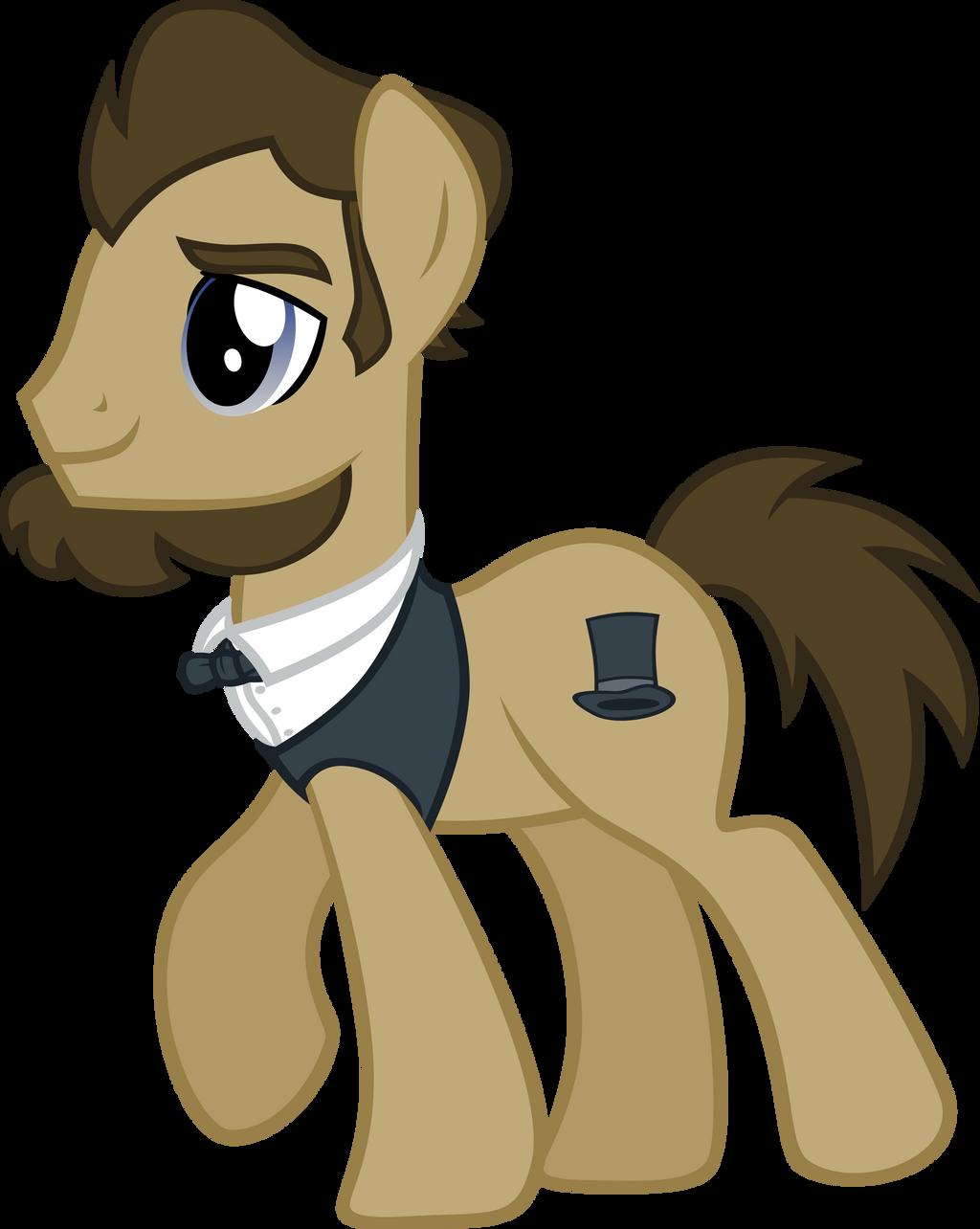 Lincoln Pony by elegantmisreader