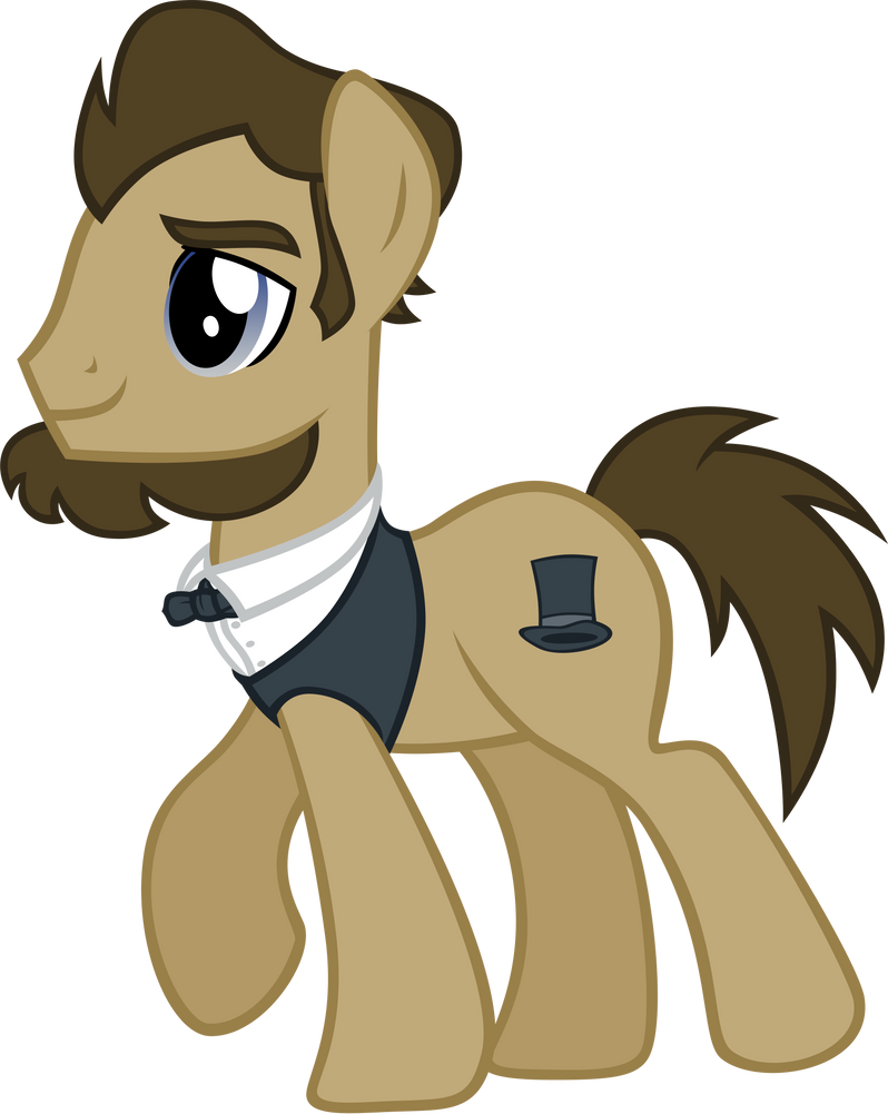 Lincoln Pony by elegantmisreader