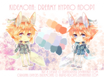 [CLOSED] Kidemona: Dreamy Hypno Adopt
