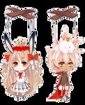 EXTRA: Bunny King + Bunny Queen