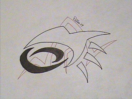 My Tribal Tattoo by Brownee-Nazi