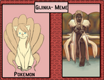 PKMNation - Gijinka Meme [Cleo]