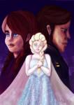 Frozen - A Dark Retelling