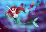 [Fanart] Dancing Ariel