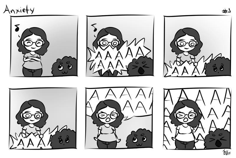 1 - Anxiety by mayhigurashe