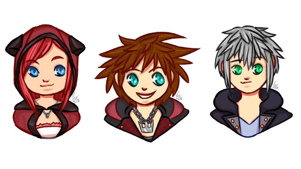 KH 3 - Headshots by maybarros