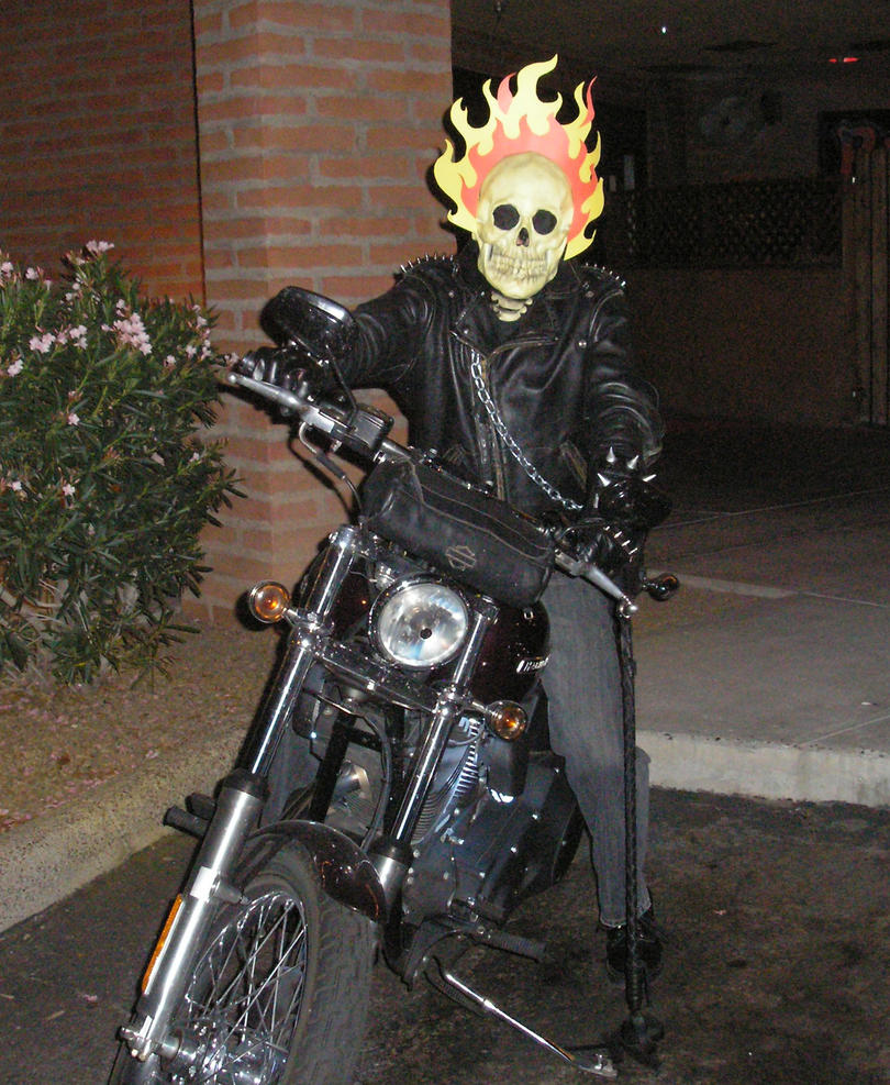 Ghost Rider costume 2010 by wildpegasus13 on DeviantArt
