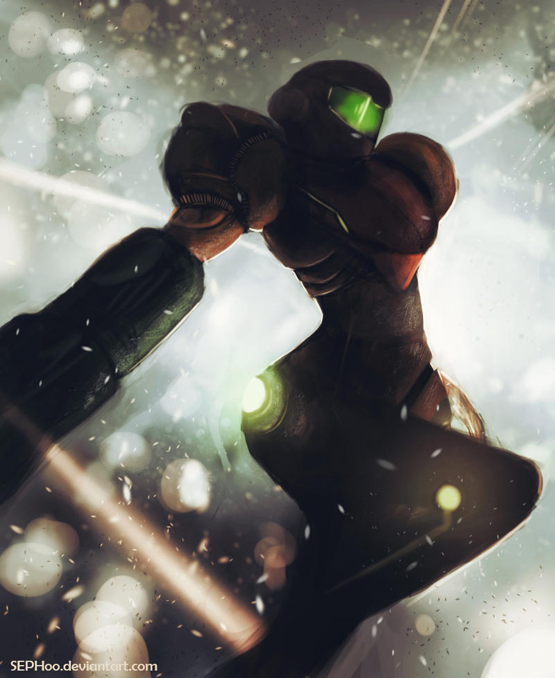 Samus by SephOo