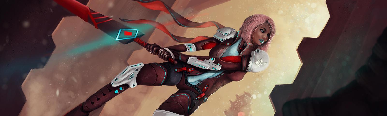 Red Savior by SephOo
