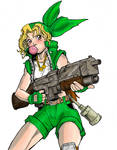 CG Practice: Metal Slug Eri