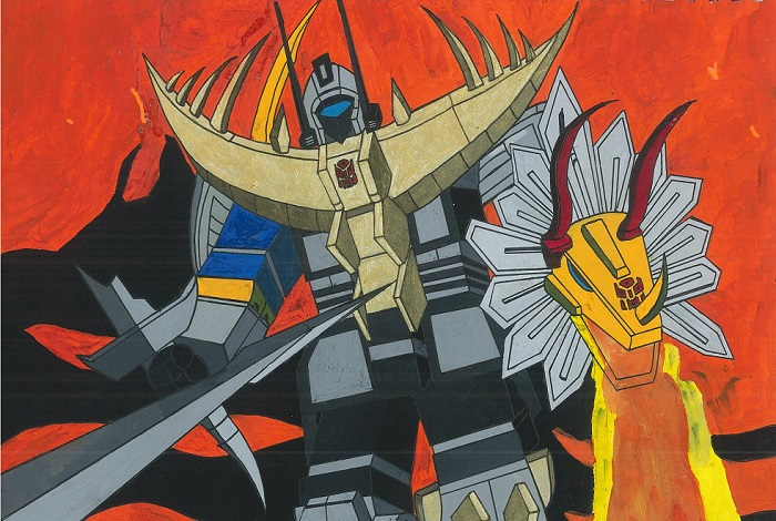 Transformers News: Creative Roundup - December 28th, 2014