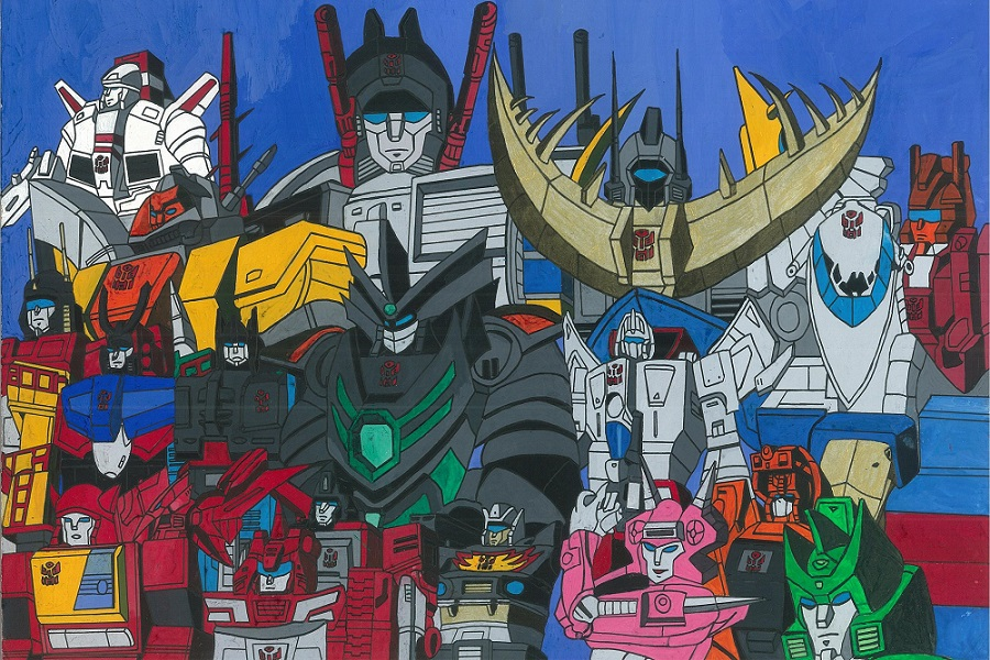 Transformers News: Creative Roundup - January 11th, 2015