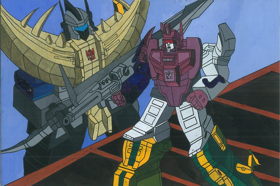 Transformers News: Creative Roundup, February 8th, 2015