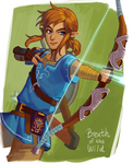 Breath of the Wild: Link