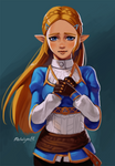 BotW: Zelda