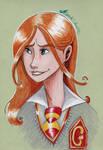 Portrait 3: Lily