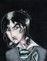 Portrait 9: Severus by Agatha-Macpie
