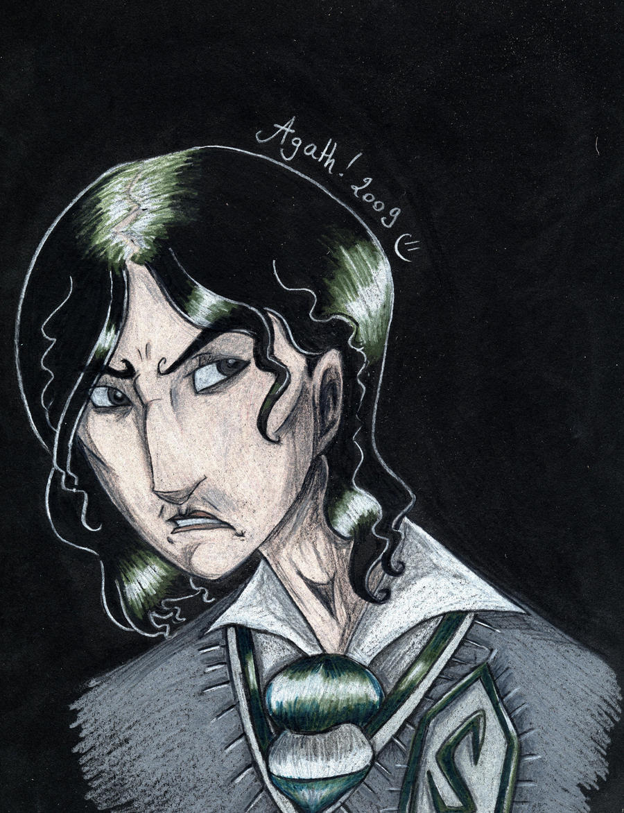 Portrait 9: Severus