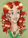 Ce'nedra, queen of the world