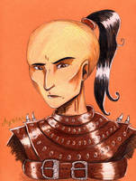 Horse lord by Agatha-Macpie