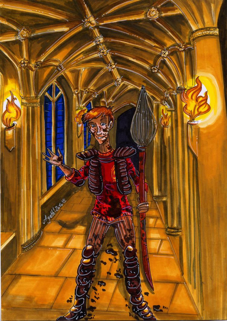 Weasley is our king by Agatha-Macpie