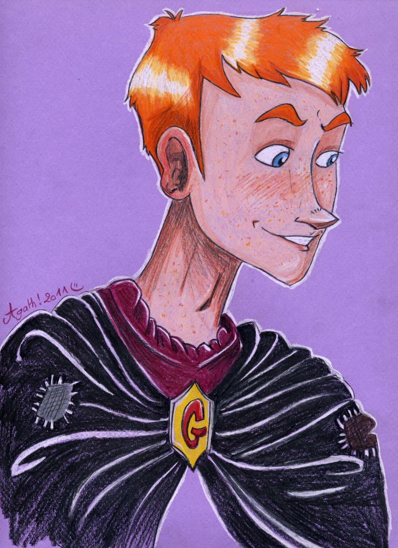 The faithful sidekick Weasley