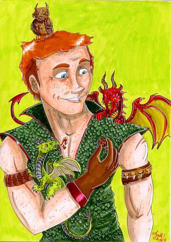 The forgotten Weasley