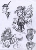 Steampunkish by Agatha-Macpie