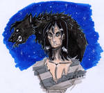 Commission: Sirius Black for Noucky