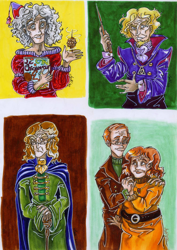 chocolate frogs cards 6 by Agatha-Macpie