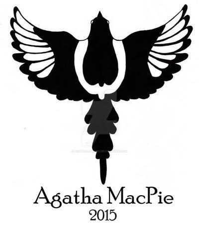 Agatha Macpie logo by Agatha-Macpie