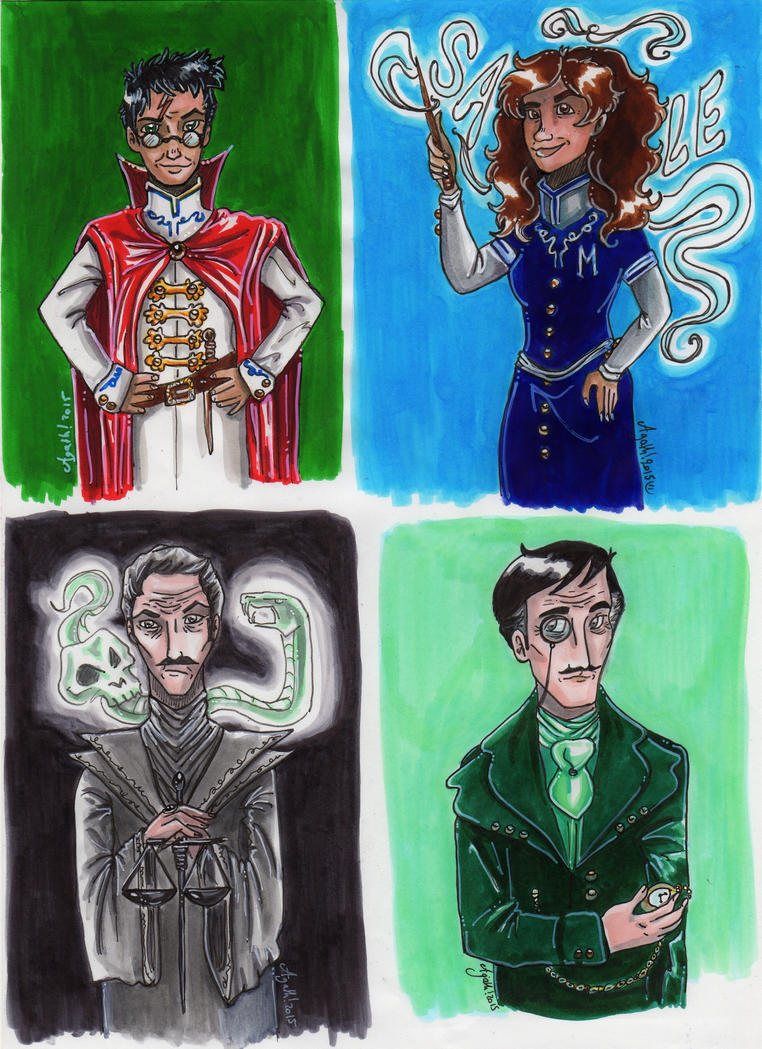 chocolate frogs cards 8 by Agatha-Macpie on DeviantArt