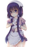 Maika Sakuranomiya by LegenSegerr