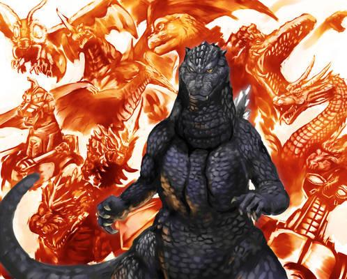 Godzilla Memories