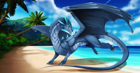 Dragonzilla by fcaiser