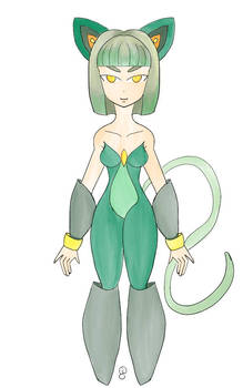 Catgirl android