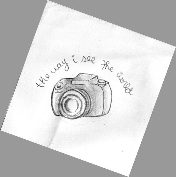 Camera Tattoo by ~snowbunny7687 on deviantART