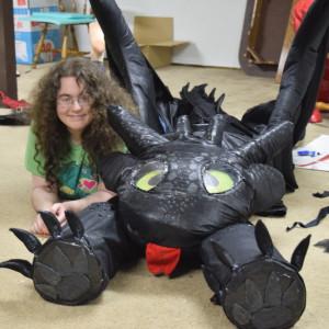 SilverDragonwolf's Profile Picture