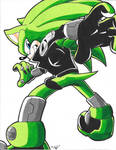 *TIDES OF ARES*:  Scourge the Hedgehog