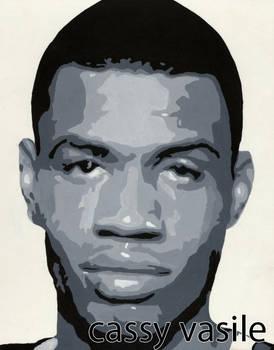 Gerald Green Portrait