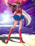 Sailor Moon Ashe
